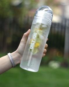 zdravé fľaše na vodu