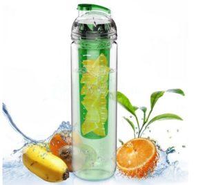 flase na vodu - zelena(1)